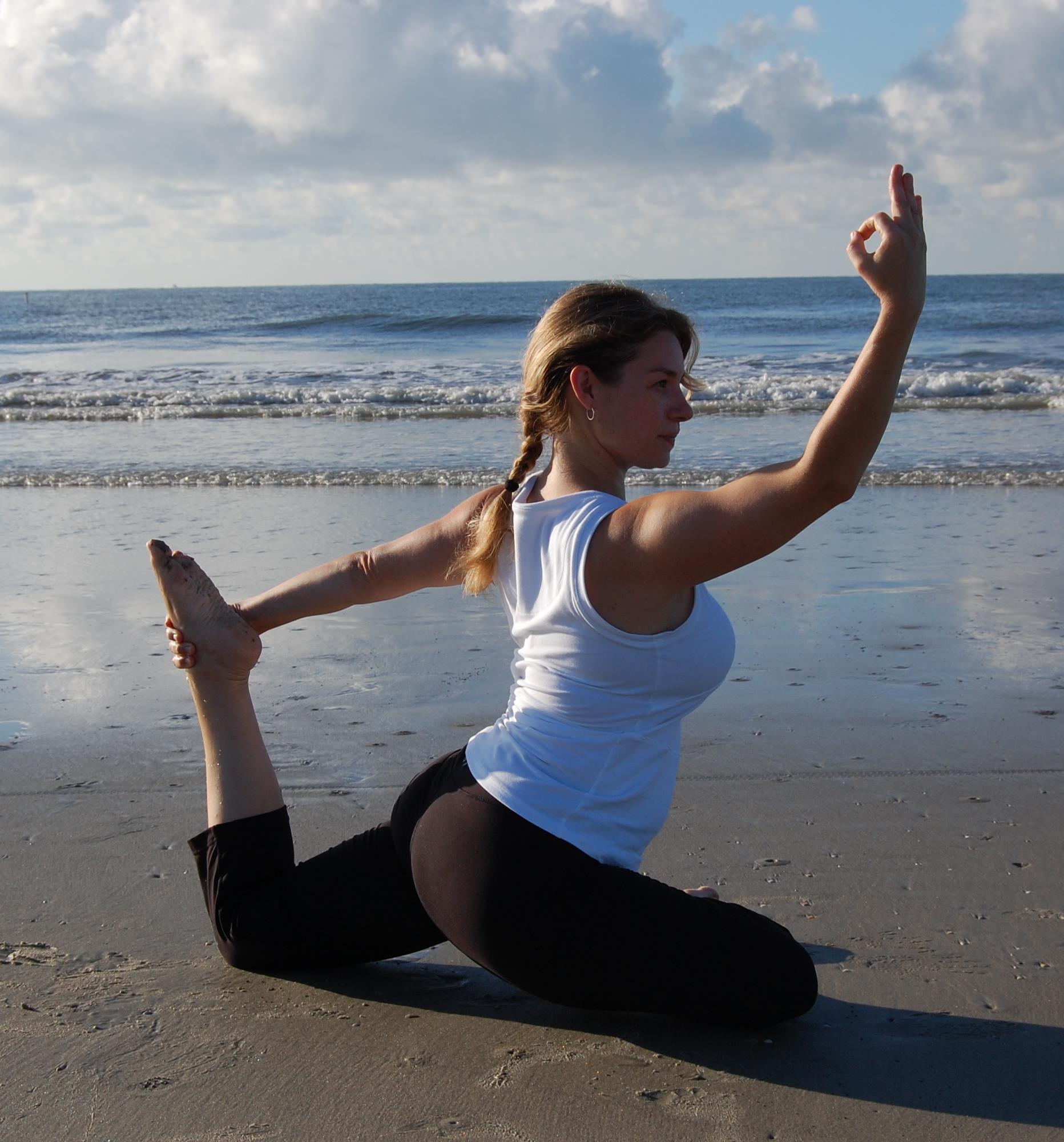 Wendy Kelly - Hilton Head Yoga